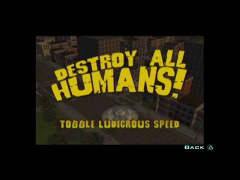 Destroy All Humans! - Developer Darwinism: Evolution of the Game