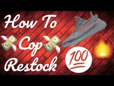 0e18aac4e08c HOW TO COP YEEZY BOOST 350 V2 BELUGA 2.0 RESTOCK - YouTube