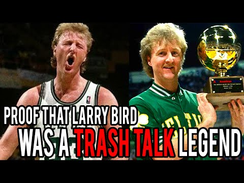 7 Stories That Prove Larry Bird Was THE GREATEST TRASH TALKER OF ALL TIME