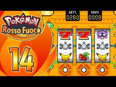 Come vincere slot machine pokemon rosso fuoco