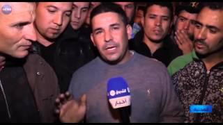 برج بوعريريج: محتجون يغلقون عيادة بالحمادية بعد وفاة امرأة حامل