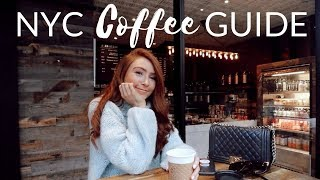 NYC GUIDE: Best NYC Coffee Shops | Upper East Side Edition