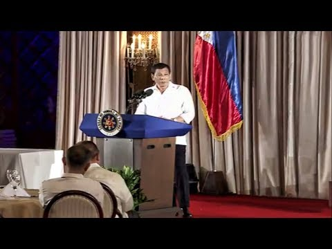 DUTERTE LATEST NEWS DECEMBER 06, 2017 | DUTERTE GRACES THE 2017 MODEL OFW FAMILY OF THE YEAR AWARD !