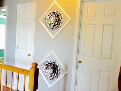 DIY Trim Molding Wall Decor Project!!!