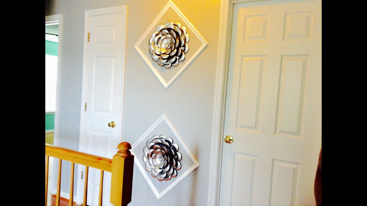Home Decor Project Youtube: DIY Trim Molding Wall Decor Project!!!