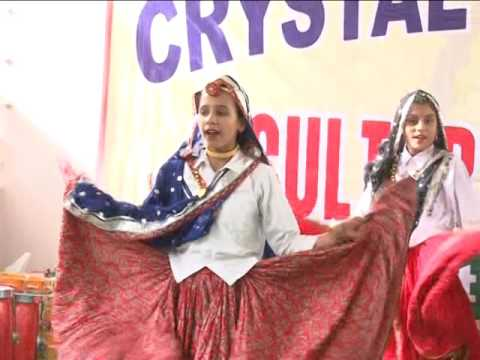 15 August Celebration in Crystal School
