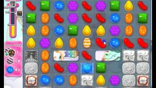 Candy Crush Saga Level 438 No Boosters