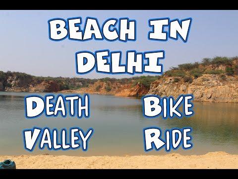 BEACH IN DELHI NCR? BEST LAKE NEW DELHI   BIKE RIDE   BEST WEEKEND GETAWAY   itsaviraltv
