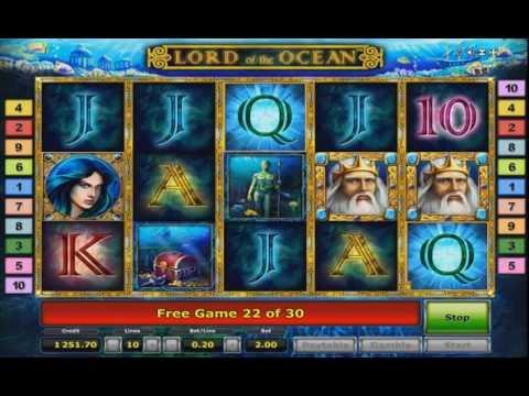 best casino bonuses online lord of the ocean