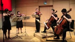 Schubert String Quintet in C (D.956) - III. Scherzo. Presto -- Trio. Andante sostenuto