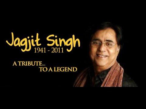 Chulle Aug Na Ghade De Wich Pani Live Concert Jagjit Singh