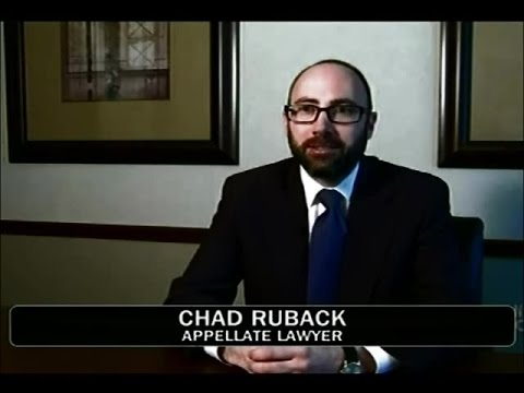 As an appellate lawyer, I often have to answer difficult questions. On Channel 33 news, though, I got to answer an easy one. I was asked whether an individual could...