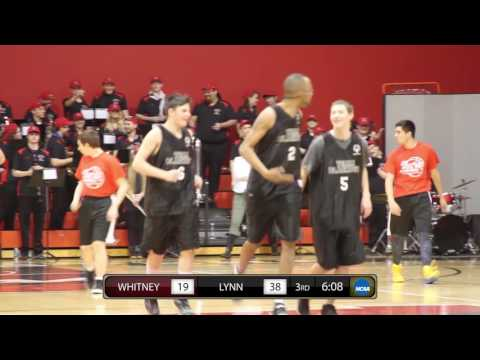 Northeastern University Special Spirit - Lynn vs. Whitney Academy