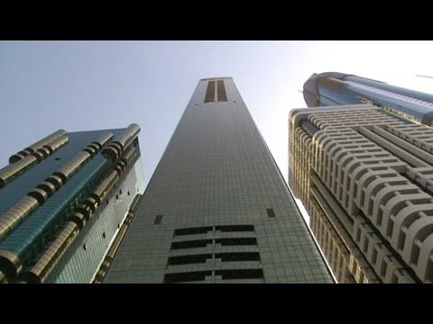 Den Wolken ganz nah: Das höchste Hotel der Welt eröffnet