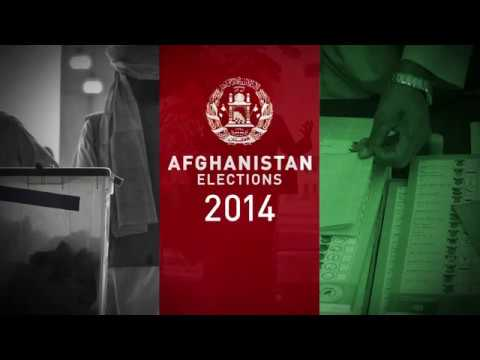 AFGHAN ELECTIONS | 2014