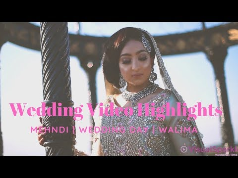 Wedding Video Highlights Of Amra | Nottingham #weddingvideo #weddingtrailer #weddinghighlights