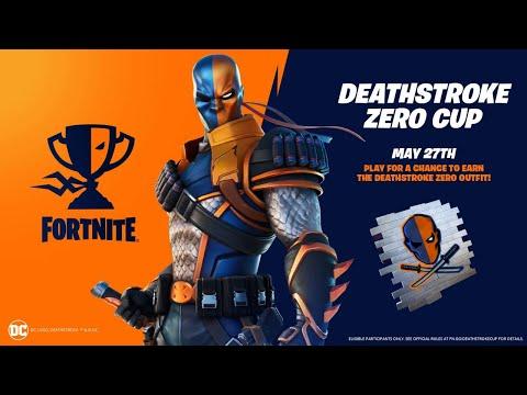Unlocking DEATHSTROKE Early! (Fortnite Battle Royale)