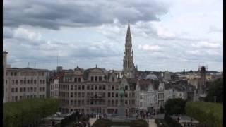 Un film sur les attractions touristiques Belgique