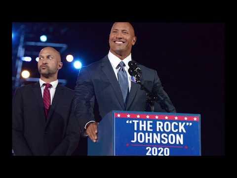 דוויין ג׳ונסון יהיה נשיא ארה״ב!?!