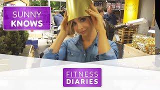 Weihnachtsvorbereitungen mit der Familie | Sunny Knows | Folge 16 | Fitness Diaries