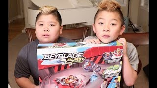 BeyBlade Burst Turbo Review | TigerFamilyLife~