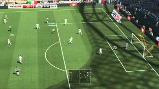 Pro Evolution Soccer 2014 PC Gameplay 1080p Max Settings