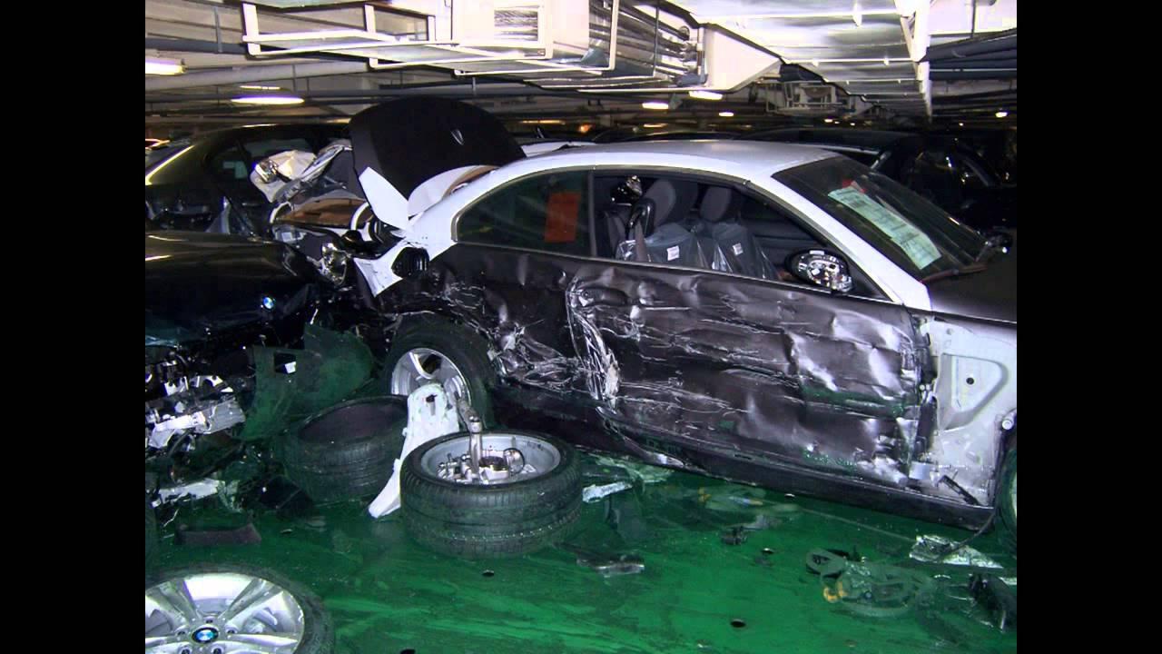 Roro Car Damage Youtube