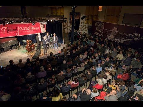 Acte d'obertura del 37è Festival de Jazz de Terrassa