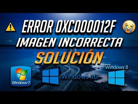 Error 0xc000012f / Imagen Incorrecta en Windows 10/8/7 - [2 Soluciones 2019]