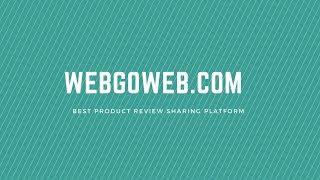WebGoWeb -  Product Reviews Sharing Platform