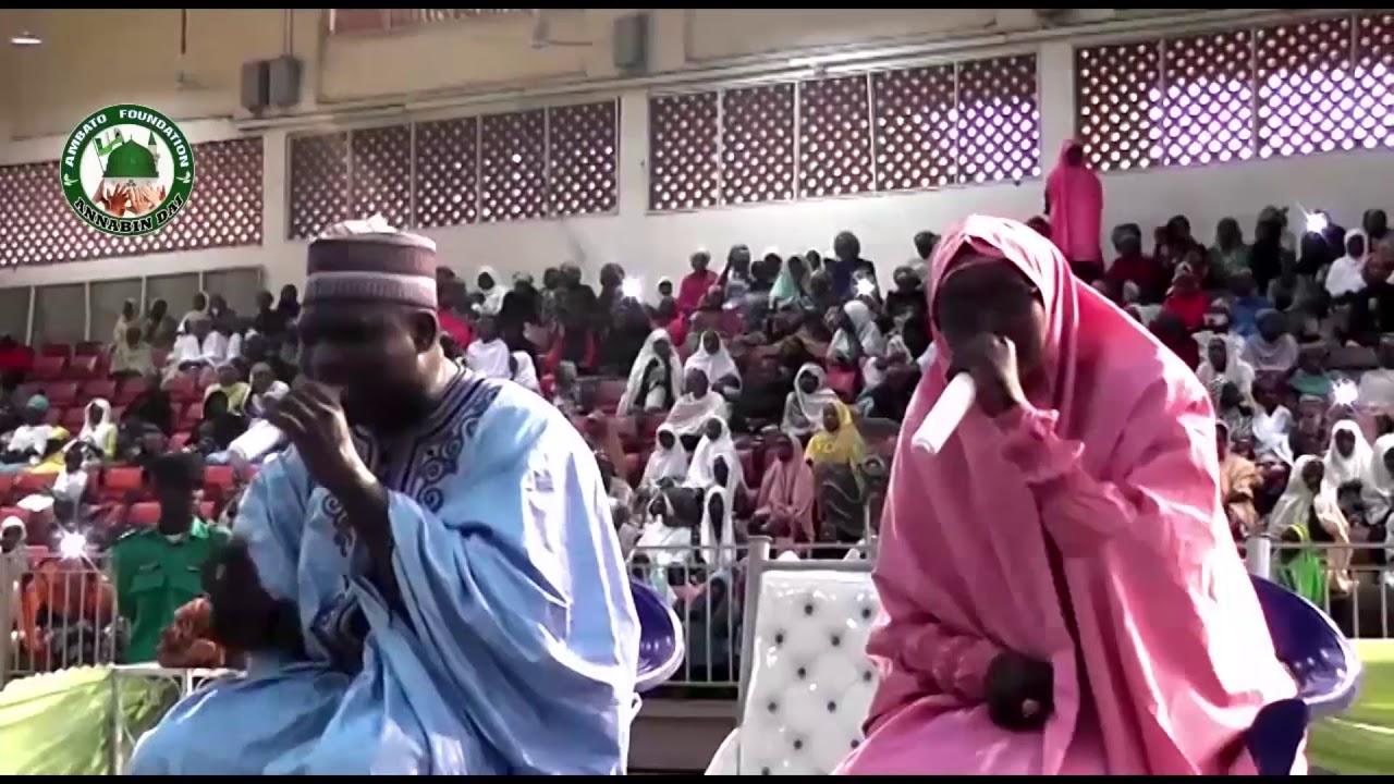 Download AKWAI MAGANA BY MALAM HAFIZ ABDULLAH AND SAYYADA MURJA - RANAR AMBATO 2018