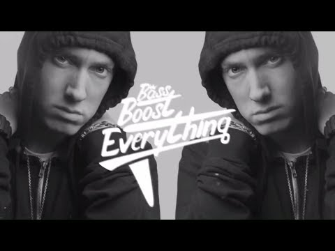 Eminem - Rap God (Trap Remix) [Bass Boosted]