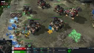 S1 Round 1 Game 4 [KYLE2]obamasmom vs [KYLE]swissman