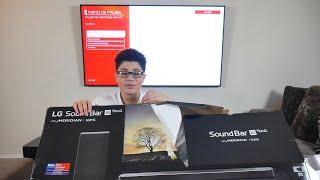 LG SoundBar SL8YG Review
