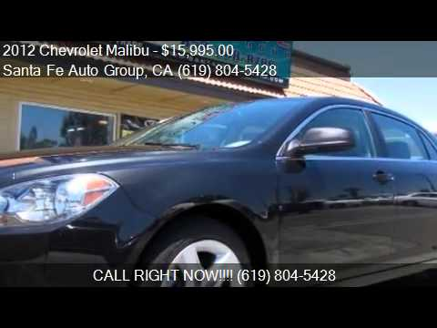 2012 Chevrolet Malibu LS 4dr Sedan for sale in San Diego, CA