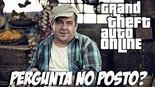 GTA V - O Posto de Gasolina das Loucuras