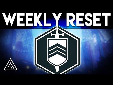 Destiny Weekly Reset | The Dawning, Raid Challenge, Nightfall, Vendors & More! (13th December)