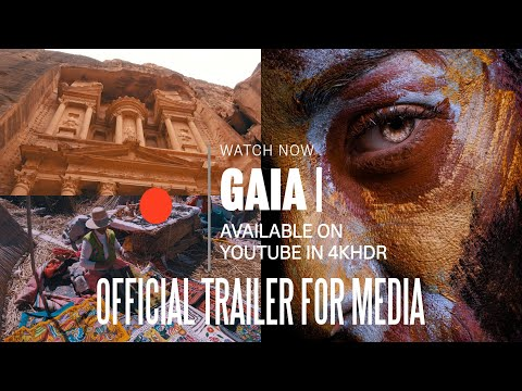 Gaia (2020) Epic Trailer For Media 4K