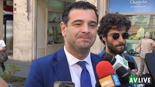 """Festa: """"Ci sono due manifestazioni d'interesse per l'Avellino"""""""
