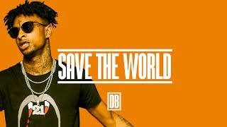 🐍 Metro Boomin x 21 Savage Type Beat - SAVE THE WORLD