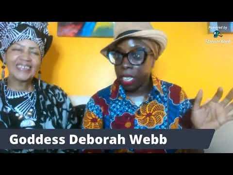 Goddess Deborah Webb A Durham Historical Figure of Soul Good Vegan Cafe!