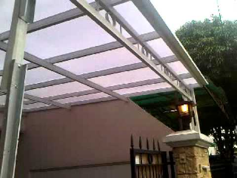 baja ringan awning canopy youtube