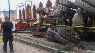 ¡ENTÉRATE! Varios peregrinos muertos en Zacatecas por atropellamiento