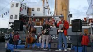 Professor Washboard & Friends - Hip Shake Boogie Live Flensburger Dampf Rundum