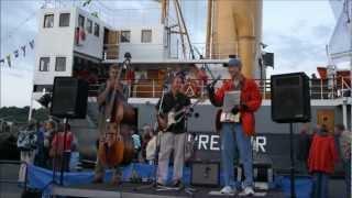 Professor Washboard & Friends - Hip Shake Boogie Live Flensburger Dampf Rundum