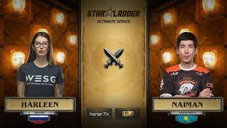 harleen vs Naiman, StarLadder Hearthstone Ultimate Series
