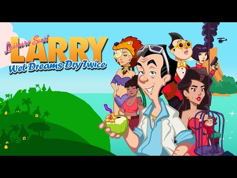 Leisure Suit Larry - Wet Dreams Dry Twice for the Sony PlayStation 4  