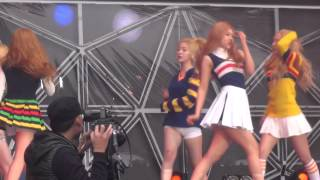 150321(1080p) Red Velvet (레드벨벳) - Ice Cream Cake @smtown Taiwan