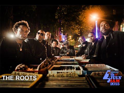 The Roots / Jeremy Ellis - Live in Philadelphia July 4th 2015 (Part 2)