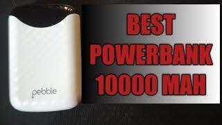 Best powerbank pebble pico 10000 mah from amazon